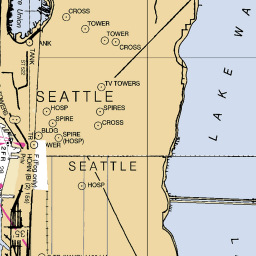 Elliott Bay Fishing Reports and Maps