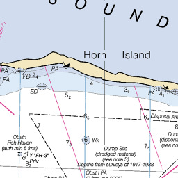 Barrier Islands South Of Biloxi Mississippi Fishing Reports And Maps